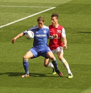 Fernando Torres - a notable January transfer window purchase (image: Flickr/Ronnie Macdonald)