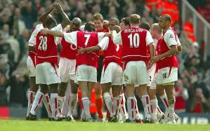 Arsenal-Invincible